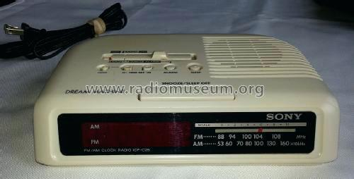 sony dream machine clock am clock radio dream machine mk2