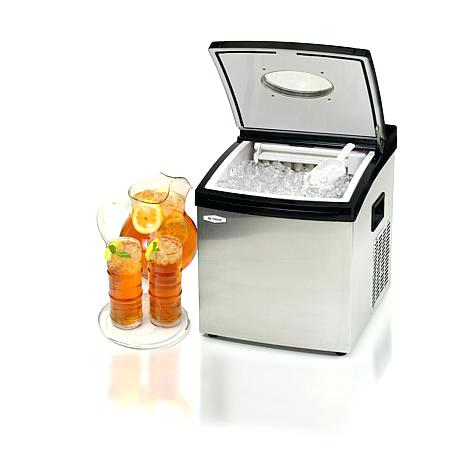stainless steel ice cubes freeze stainless portable clear ice cube maker