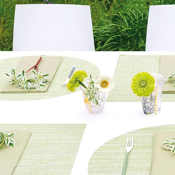 chilewich oval placemats mini oval