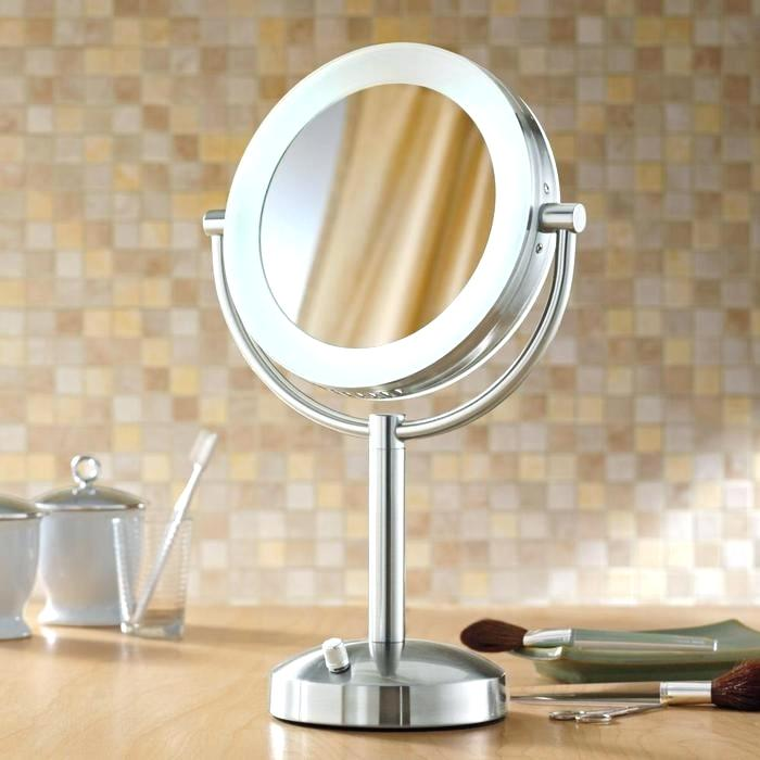 cordless vanity mirror cordless makeup mirror lighted makeup mirror bulbs