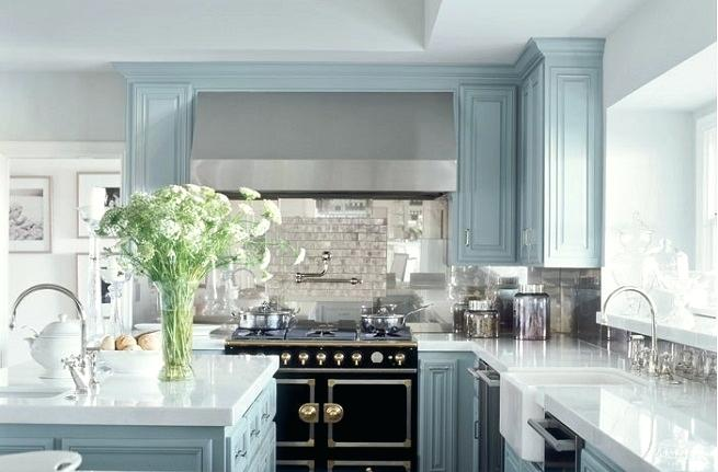 blue white kitchen robins egg blue kitchen cabinets